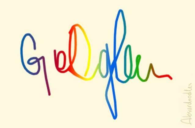 absurdoodles-google Et si les logos des grandes marques avaient été dessinés par des médecins ?