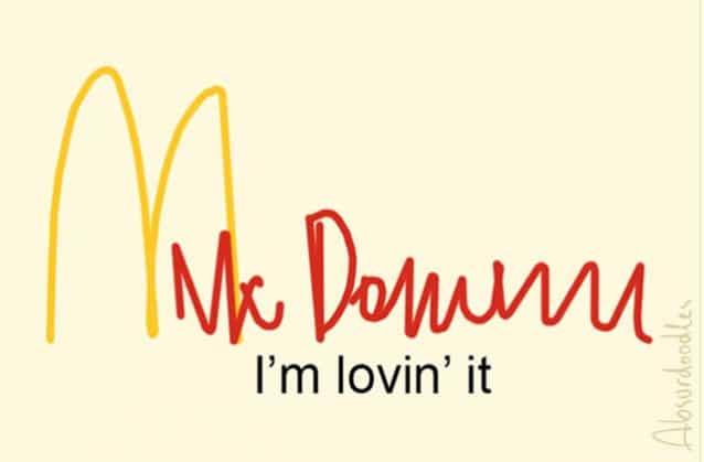 absurdoodles-mcdo Et si les logos des grandes marques avaient été dessinés par des médecins ?
