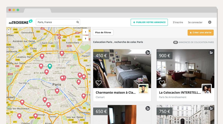 colocation-autroisieme2 Au Troisième, le site de colocation plus social, plus cool et entièrement gratuit