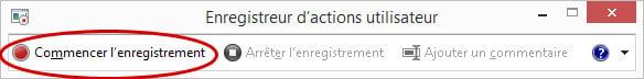 enregistreur-actions-utilisateur-2 Enregistrer les actions d'un utilisateur pour reproduire un problème sous Windows