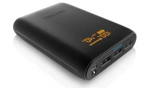 tecknet-powerbank-300x180 6 accessoires et conseils indispensables pour préparer vos vacances