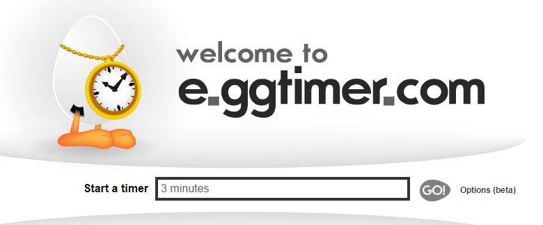 e.ggtimer.com-exemple Un compte-minutes dans votre navigateur web