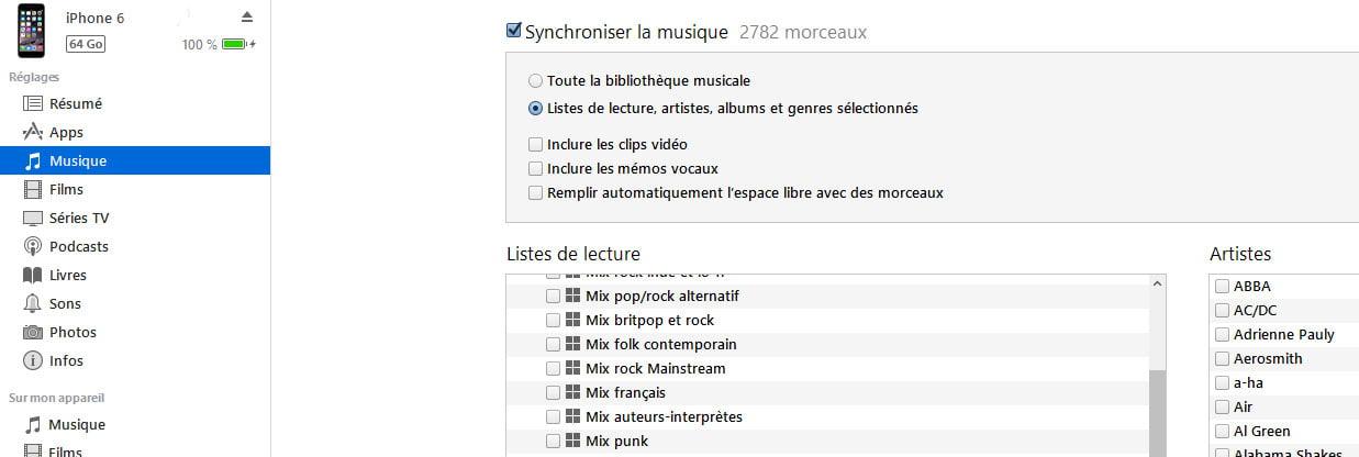 itunes-synchro iOS 8.4 et suivants : retrouver ses playlists dans l'application Musique et autres astuces !
