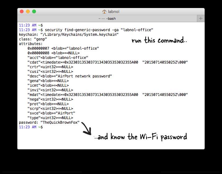 mot-passe-wifi-mac Retrouver le mot de passe du WiFi sur lequel vous êtes connecté