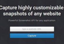 screenshotlayer