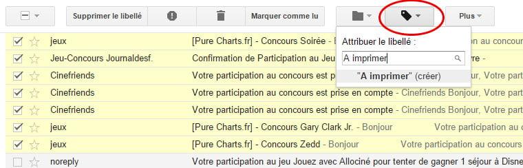 imprimer-mails-gmail Imprimer plusieurs messages Gmail d'un seul coup