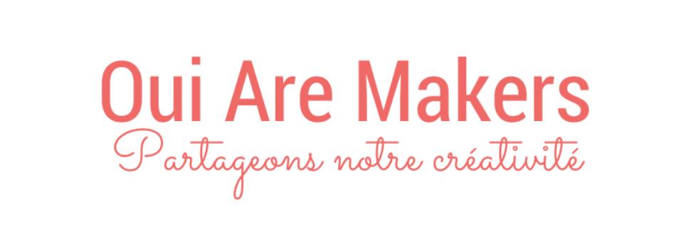 logoOAM Oui Are Makers : partagez vos créations et vos tutoriels