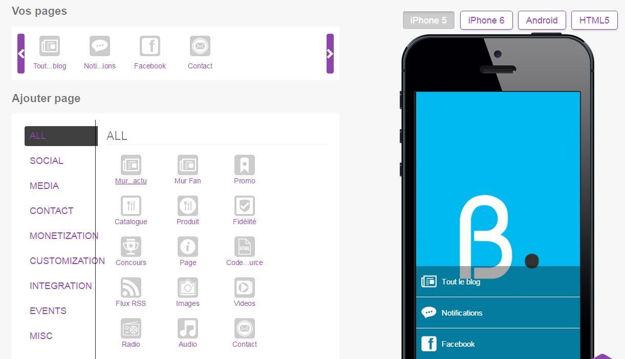 appsysteme-choix-fonctions Créez votre application pour iOS et Android avec appsysteme