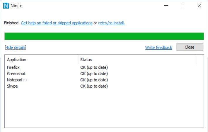 ninite_1 Gagner du temps pour réinstaller vos logiciels après un formatage avec Ninite.com