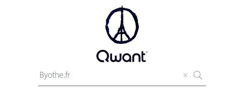 qwant Les alternatives à Google #1 : moteurs de recherche