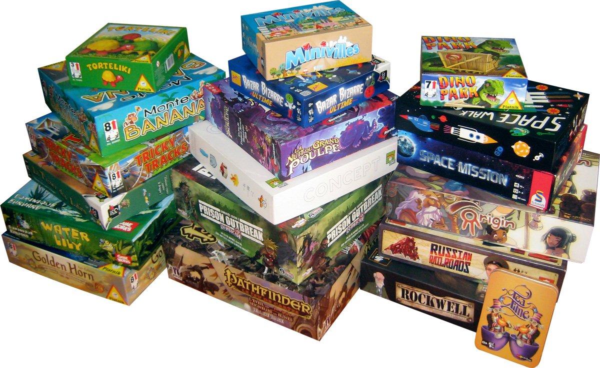 Jeux-de-soci®t® Les meilleurs jeux à offrir à Noël