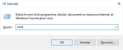 invite-de-commande Regarder Star Wars Episode IV en ASCII dans Windows 10