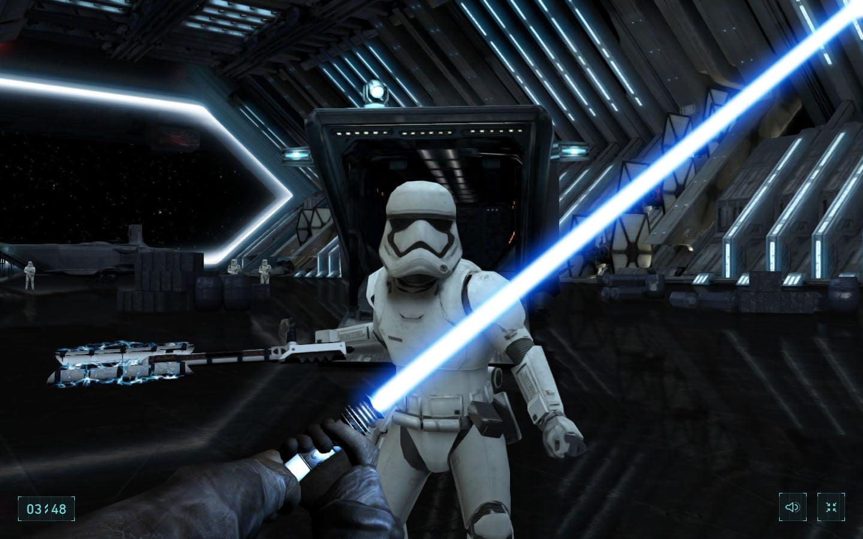 lightsaber-google-1 Google transforme votre smartphone en sabre laser