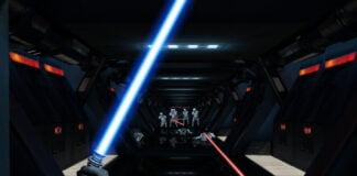 Google transforme votre smartphone en sabre laser