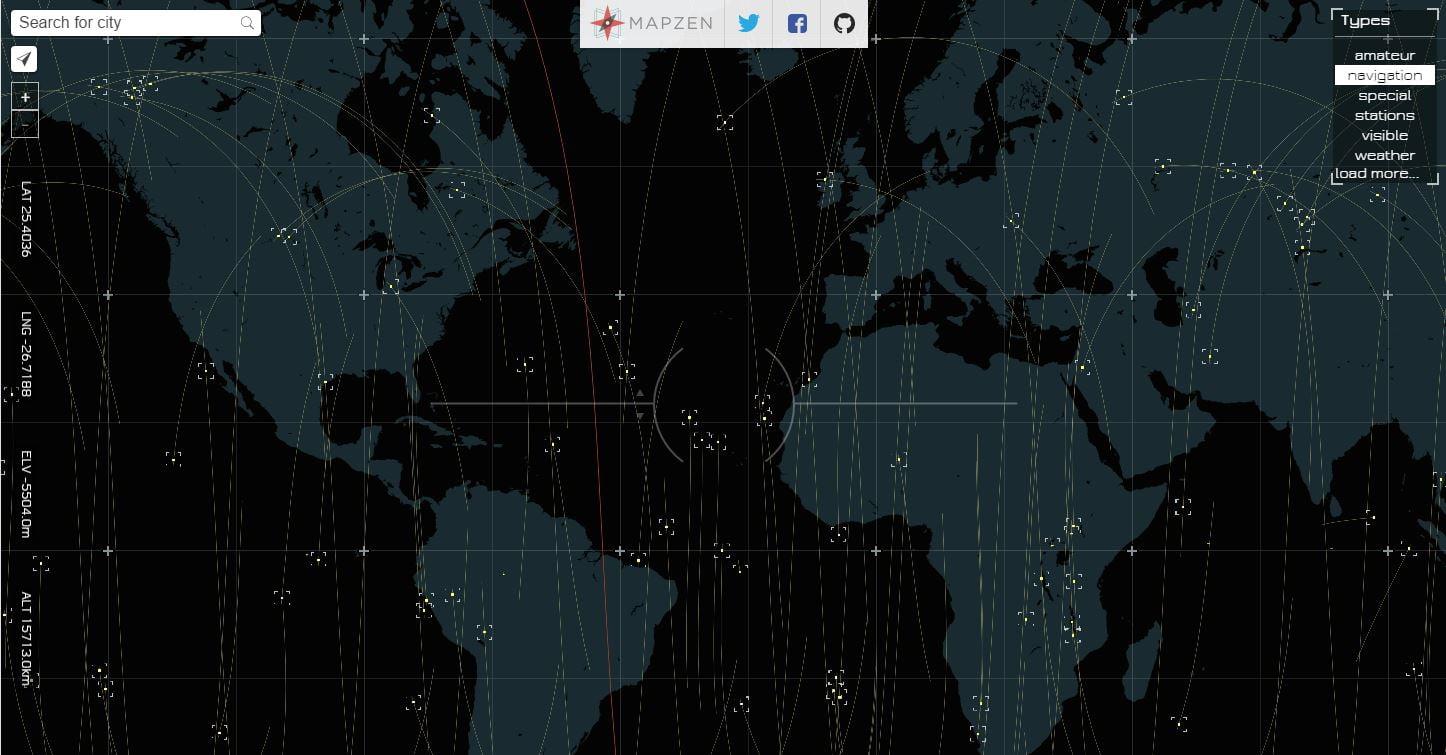 line-of-sight-global Line Of Sight : repérez les satellites qui passent au-dessus de votre tête !