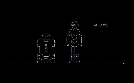 star-wars-ascii-1 Regarder Star Wars Episode IV en ASCII dans Windows 10
