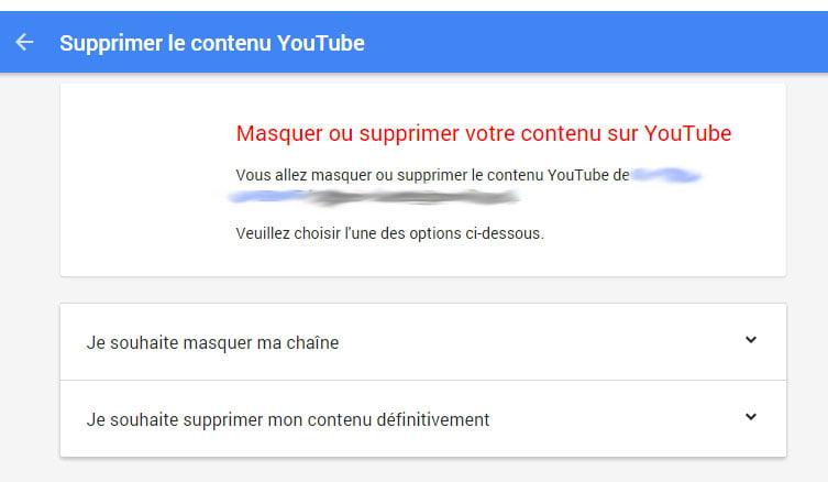 supprimer-compte-youtube Supprimer son compte sur les principaux réseaux sociaux