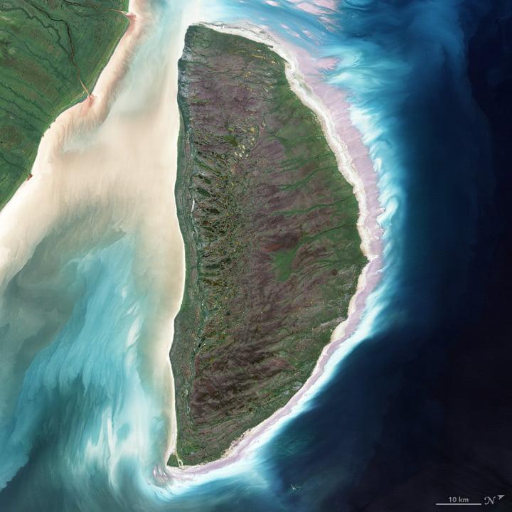 abc-nasa-d La NASA propose un abécédaire réalisé avec de magnifiques photos prises depuis l'espace