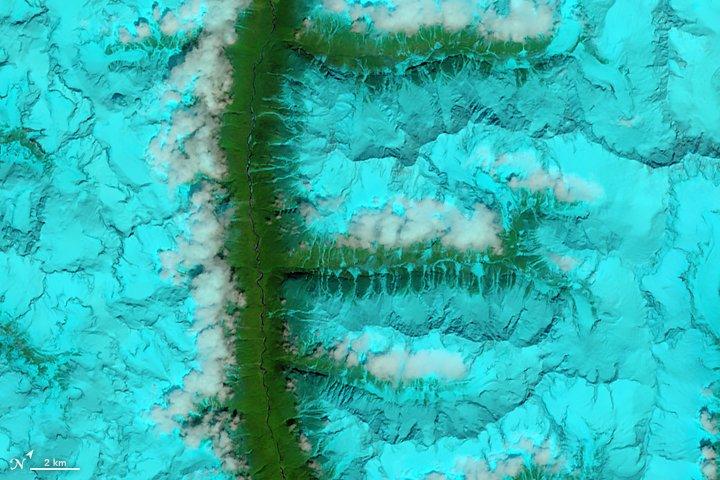 abc-nasa-f La NASA propose un abécédaire réalisé avec de magnifiques photos prises depuis l'espace