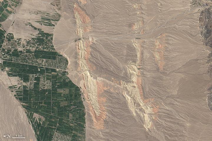abc-nasa-h La NASA propose un abécédaire réalisé avec de magnifiques photos prises depuis l'espace