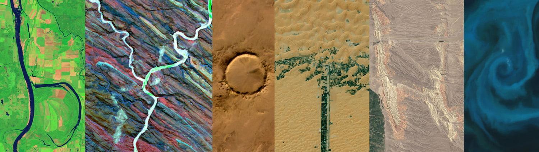 byothe-nasa La NASA propose un abécédaire réalisé avec de magnifiques photos prises depuis l'espace