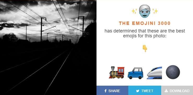 emojini-train-e1454239058642 The Emojini : un algorithme qui trouve les emojis représentant le mieux vos photos
