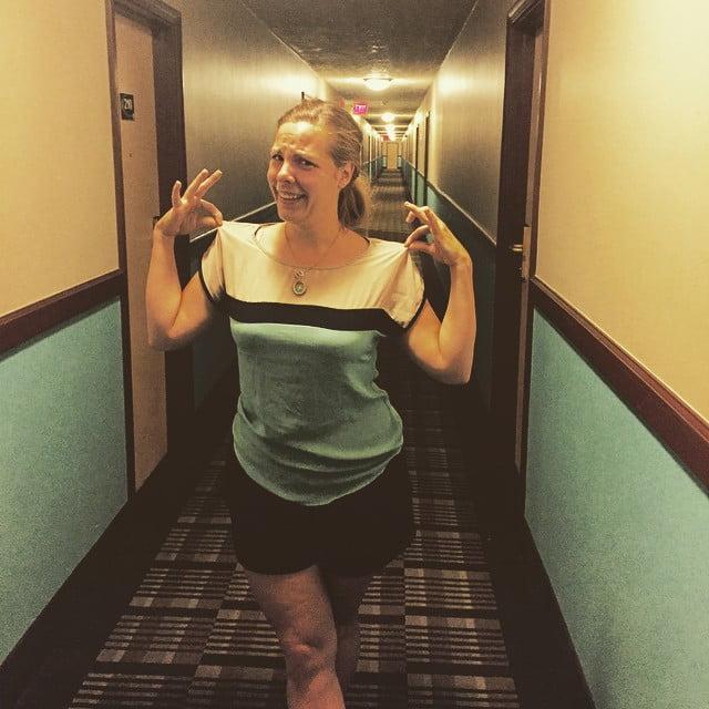 habillee-hotel-imgur L'image du jour : elle est habillée comme son hôtel