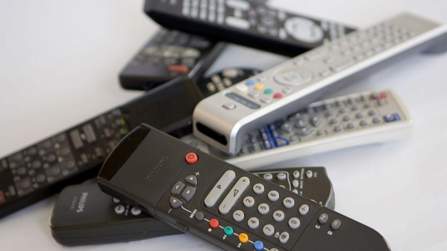 """telecommandes Les bénéfices d'une télécommande universelle """"One For All"""""""