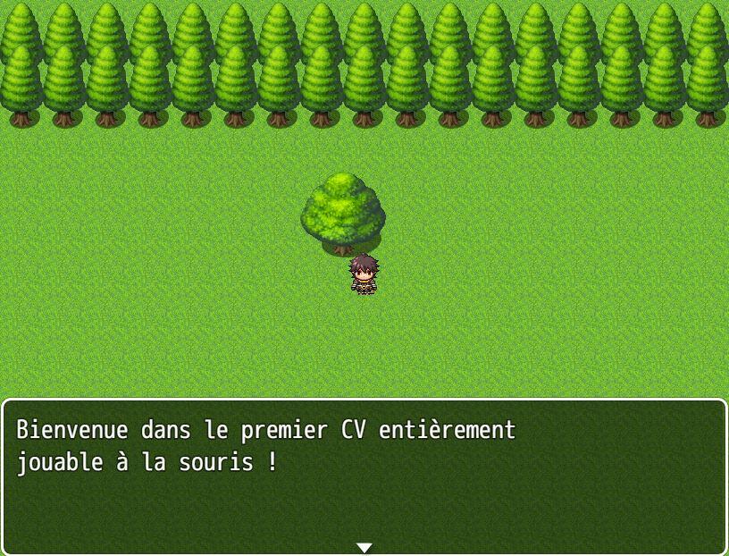 the-conceptor-redactor-jouable-souris Un CV sous forme de jeu en ligne !