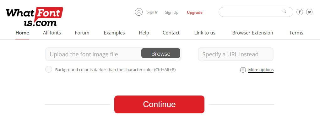 whatfontis 4 outils en ligne pour identifier une police de caractères