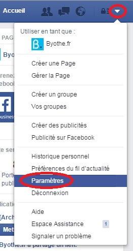 facebook-parametres Comment télécharger toutes vos données Facebook