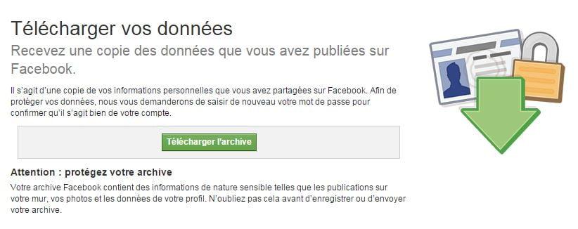 facebook-telecharger-donnees Comment télécharger toutes vos données Facebook