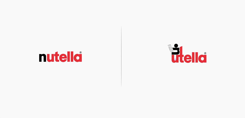 schembri-nutella Et si les logos étaient vraiment à l'image des marques...