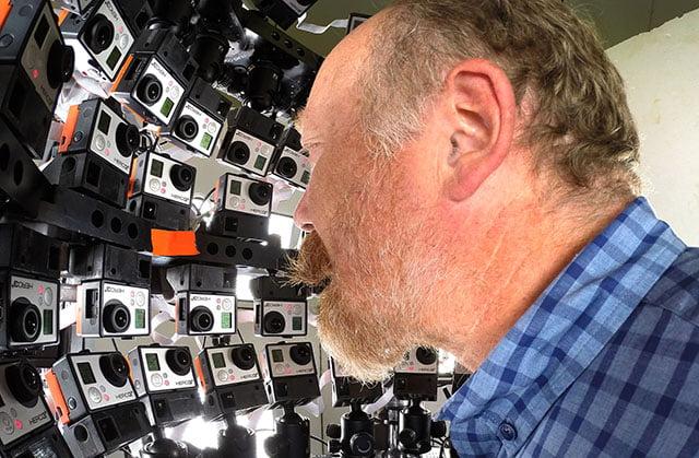 timeslice1 L'image du jour : la modélisation 4D d'un mec qui s'appelle Tim