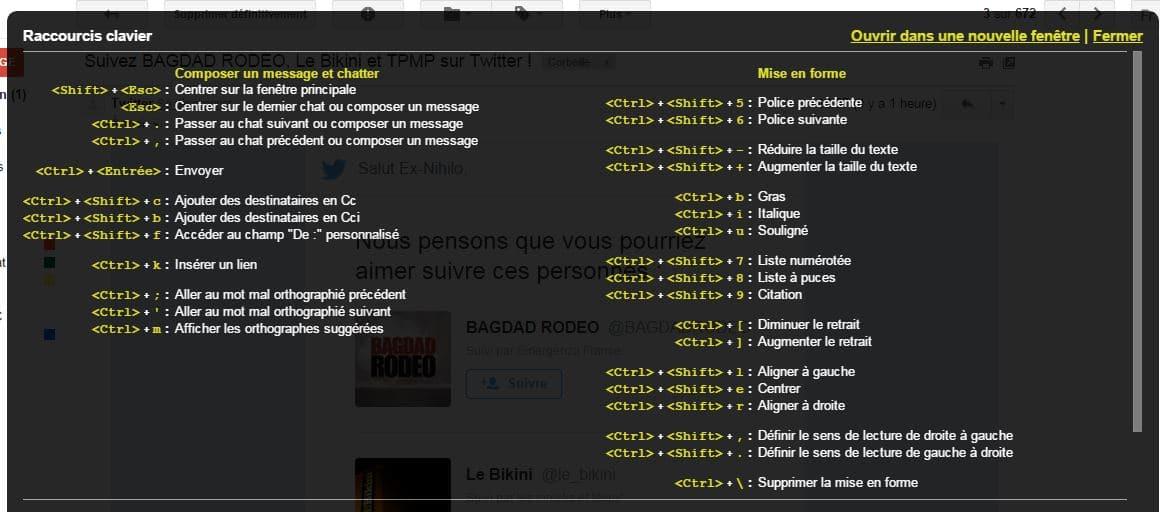 gmail-shift-interrogation-cheatsheet 6 raccourcis clavier pour vous faciliter la vie sur Gmail