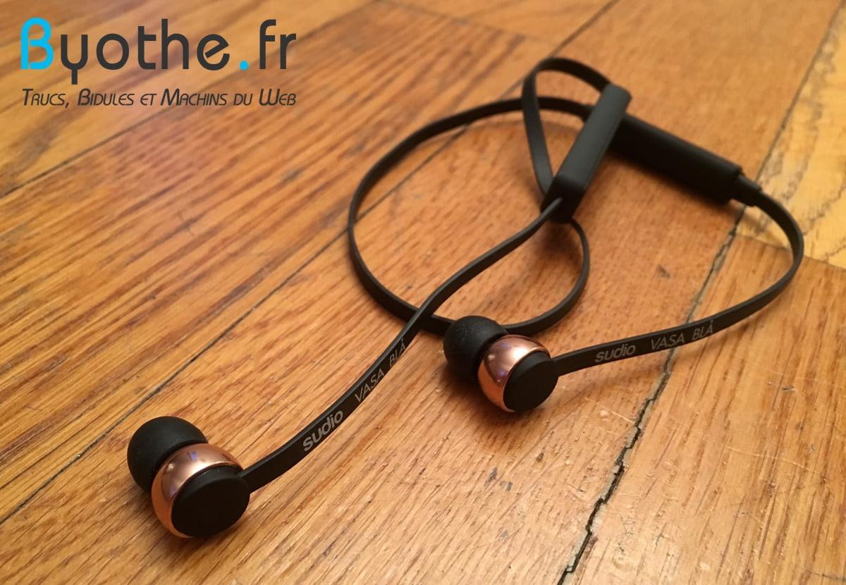 sudio-vasa-bla Test : écouteurs Bluetooth VASA Blå de Sudio