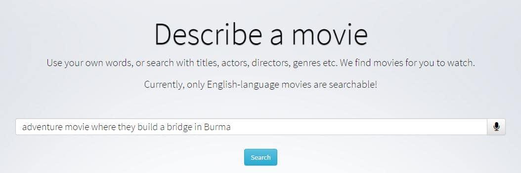 whatismymovie-kwai Un site pour retrouver un film dont vous avez oublié le titre