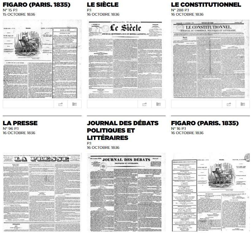 retronews-articles RetroNews : accédez à 3 siècles de presse française !