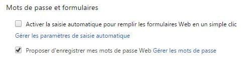 saisie-automatique-chrome Comment désactiver la saisie automatique dans votre navigateur web