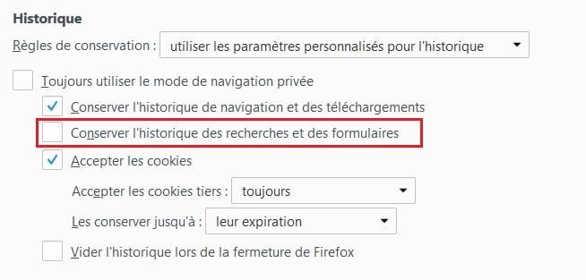 saisie-automatique-firefox Comment désactiver la saisie automatique dans votre navigateur web