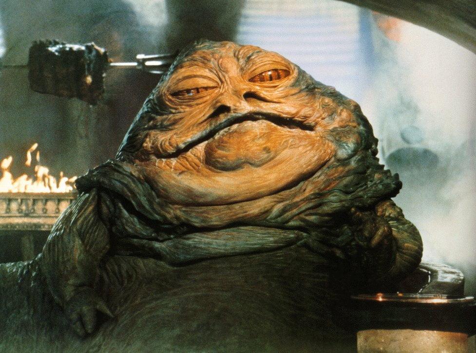 jabba-le-hutt L'image du jour : Jabba le Hutt existe vraiment et il vit sur Terre !