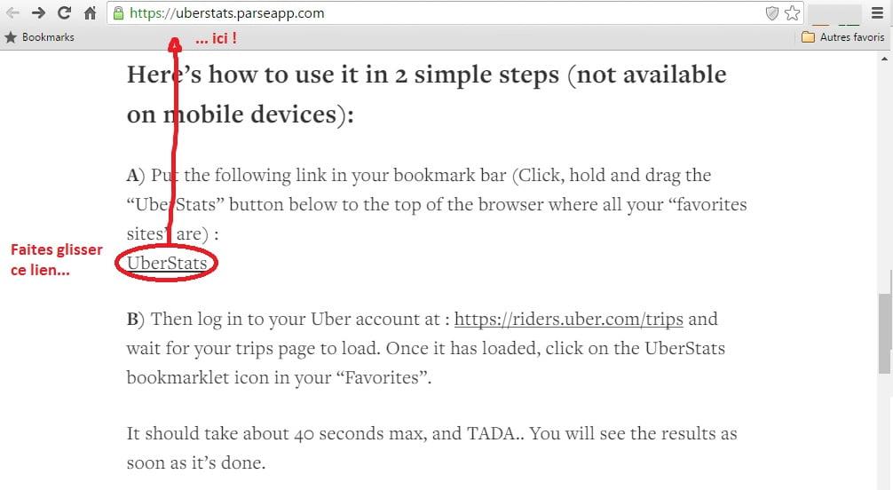 uberstats-1 UberStats : Savoir combien vous avez dépensé sur Uber