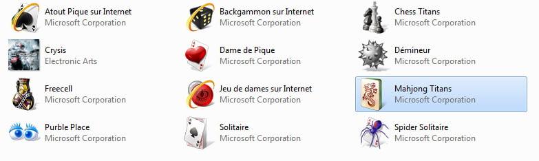 jeux-windows-7 Comment retrouver les jeux classiques de Windows 7 sur Windows 8 et 10 ?