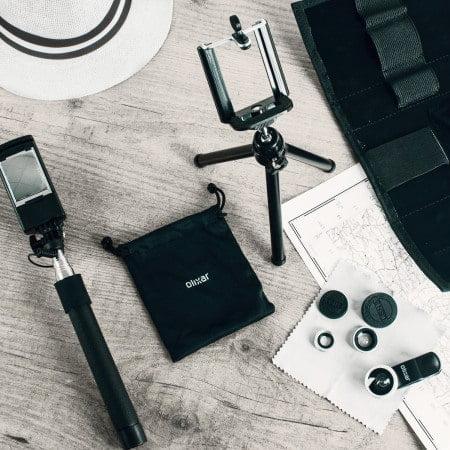 kit-photographe-olixar #Concours : un kit du parfait photographe pour smartphone à gagner !