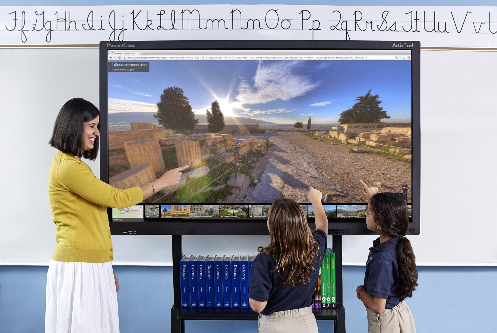 activpanel ActivPanel, l'écran interactif qui révolutionne le monde de l'éducation