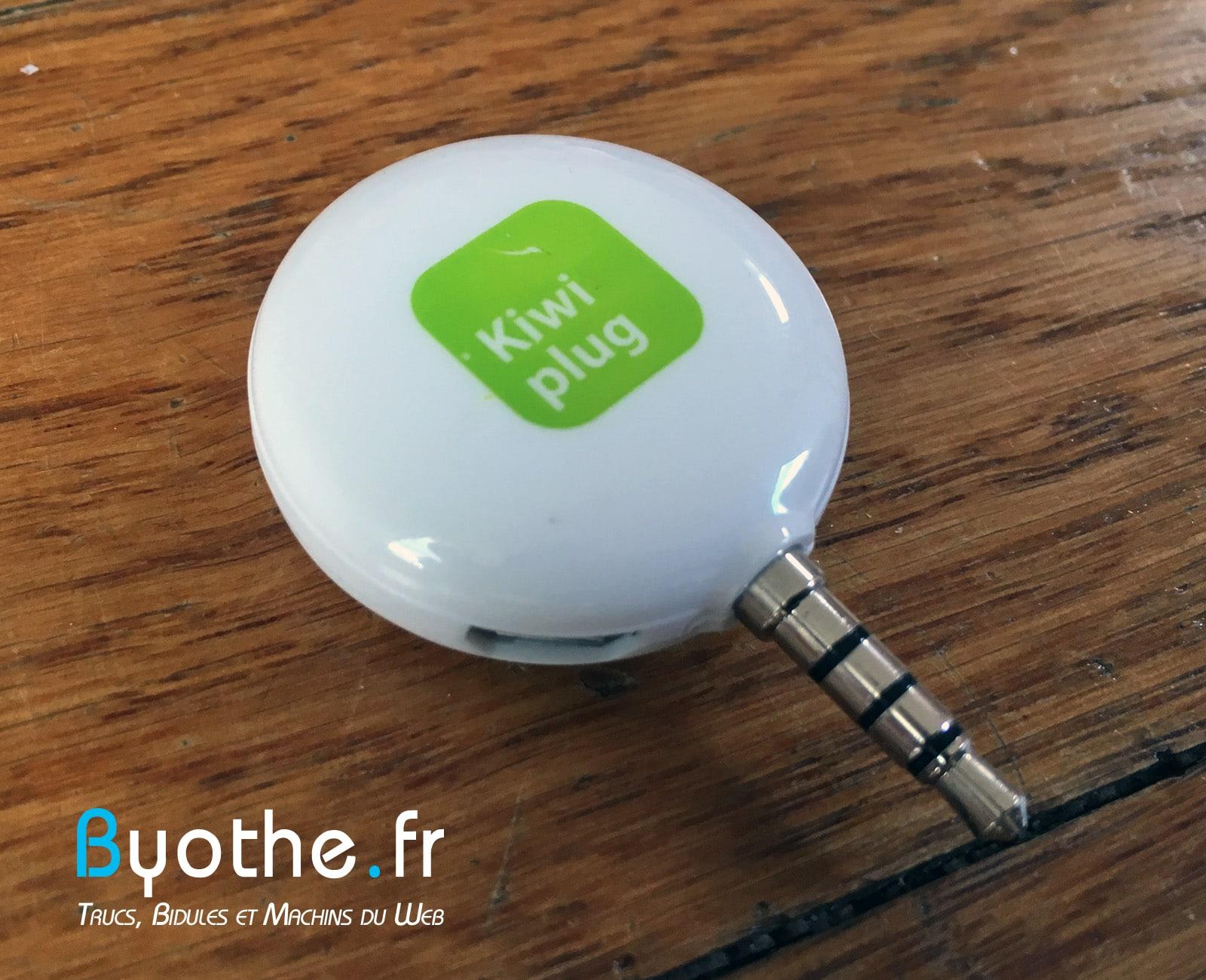kiwi-plug Kiwi plug : transformez votre smartphone en télécommande universelle