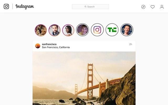 """instagram-stories-web Comment voir les """"Stories"""" Instagram sur votre ordinateur ?"""