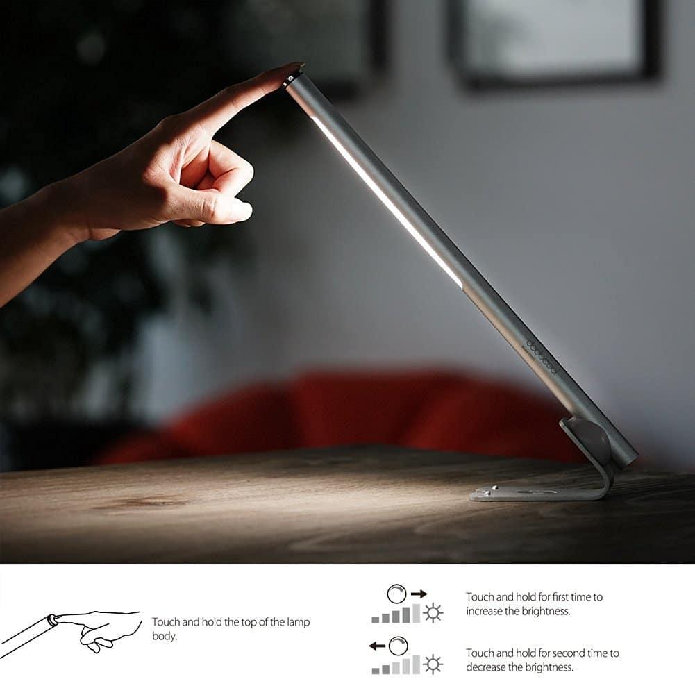 lampedesign-1 #Concours : une lampe de bureau LED design et rechargeable à gagner !