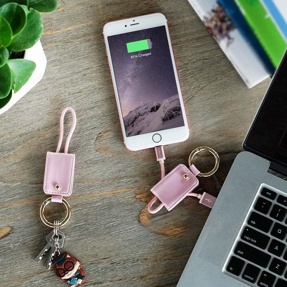 porte-cles-iphone #Concours : un porte-clés câble USB pour iPhone à gagner !