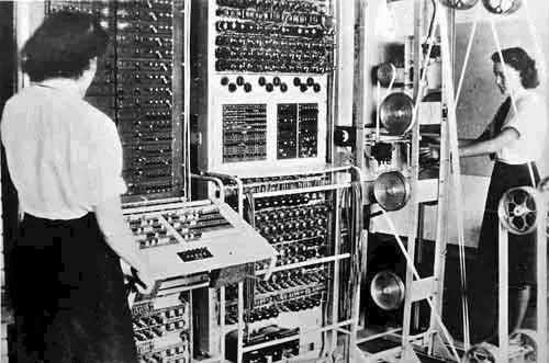 Colossus-mark-II Des chercheurs ont retrouvé un enregistrement de la première musique jouée sur ordinateur
